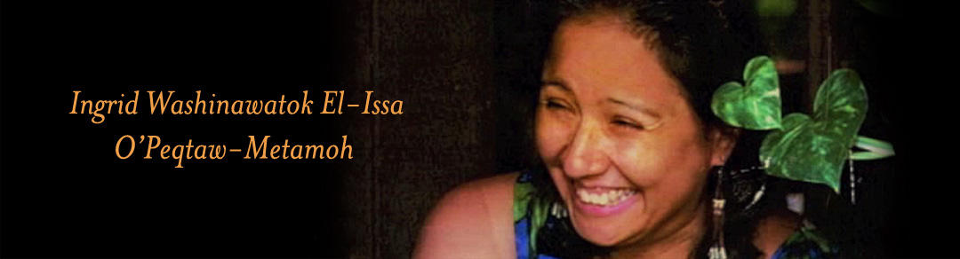 Ingrid Washinawatok El-Issa